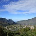 写真: 2268 山間の町シラオス@レユニオン