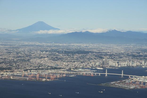写真: 2334 Yokohama Bay Bridge@神奈川
