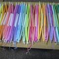 Photos: 刺繍糸コレクション