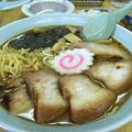 写真: 20090802みどりや食堂(韮崎市)
