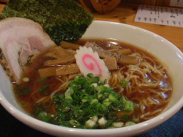20090809麺や 道楽(秦野市)