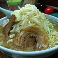 20091009ラーメン 三浦屋(相模原市中央区)