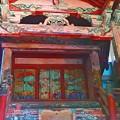 写真: 萩原神社旧本殿