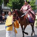 写真: 葵祭
