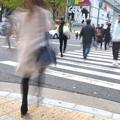 写真: 横断歩道