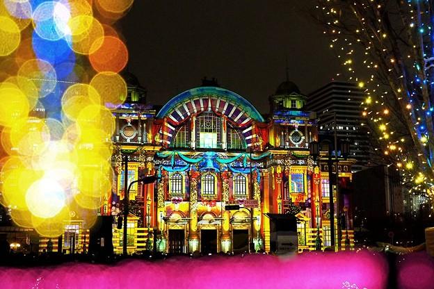 写真: 大阪光の饗宴