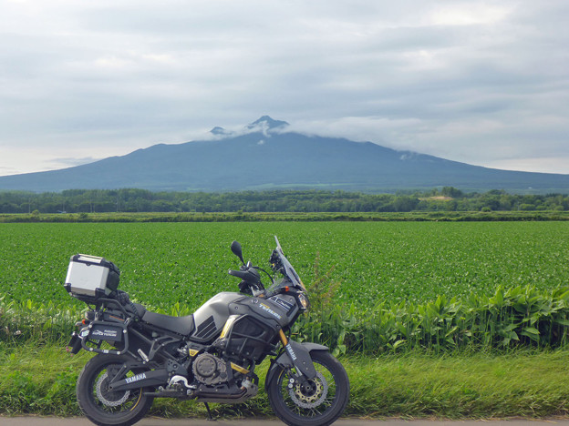 500_斜里岳