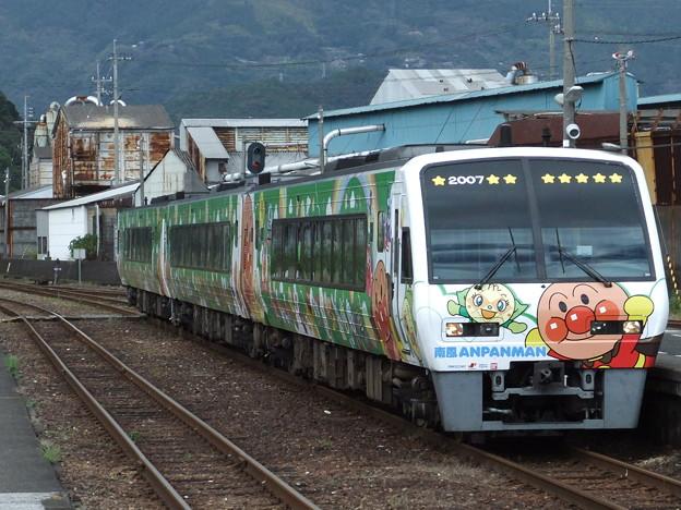 南風2000形 2007+2212+2104【アンパンマン列車】