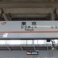Photos: [新]東京駅 駅名標【1】