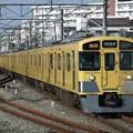 Photos: 西武新宿線2000系 2521F他8両編成