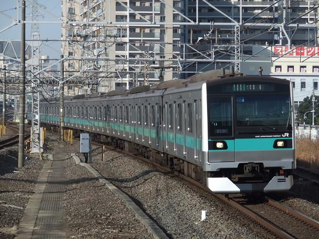 Photos: 常磐緩行線E233系2000番台 マト13編成
