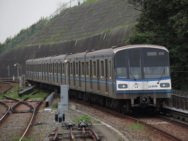 横浜市営ブルーライン3000R形 3511F