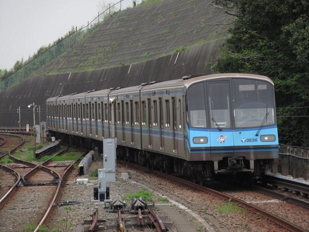 横浜市営ブルーライン3000S形 3531F