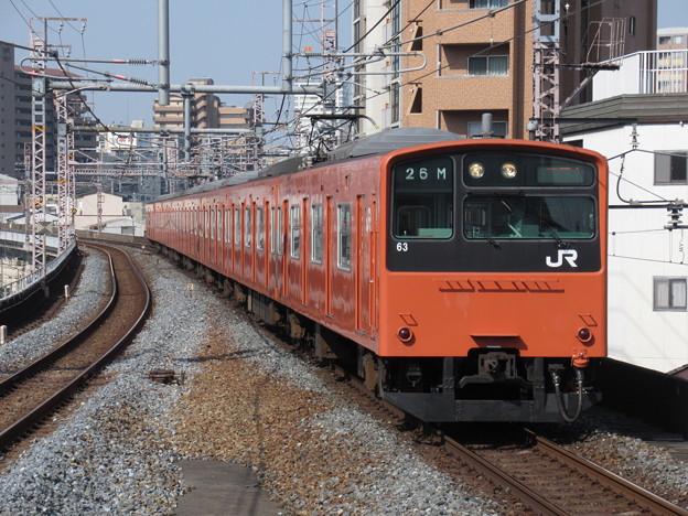 大阪環状線201系 LB3編成