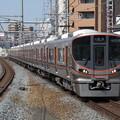 大阪環状線323系 LS03編成