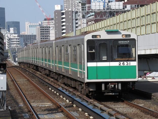 大阪市営中央線20系 2631F