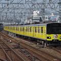 Photos: 東武伊勢崎線50050系 51055F【クレしんラッピング・しんちゃんHM】