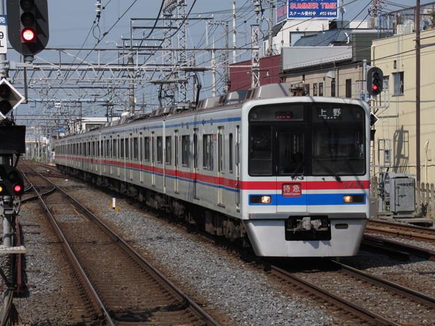 京成線3400形 3428F