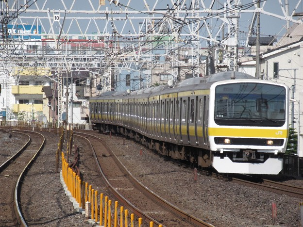中央・総武緩行線209系500番台 C509編成