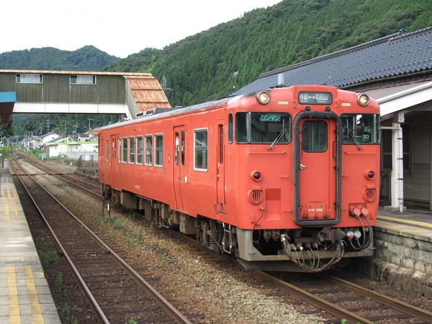 播但線キハ41形 キハ41 2002