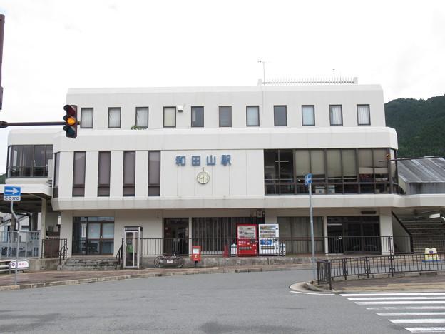 [JR西日本]和田山駅