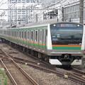 東海道線・上野東京ラインE233系3000番台 U233+U522編成