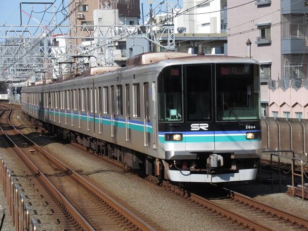 埼玉高速鉄道2000系 2104F