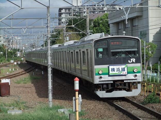 横浜線205系0番台 H1編成【すべてのお客さまへ感謝HM】