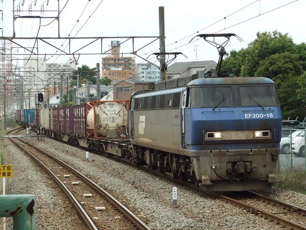 EF200-18+コキ