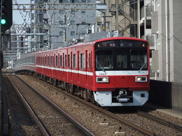 京急線1500形 1525F他12両編成