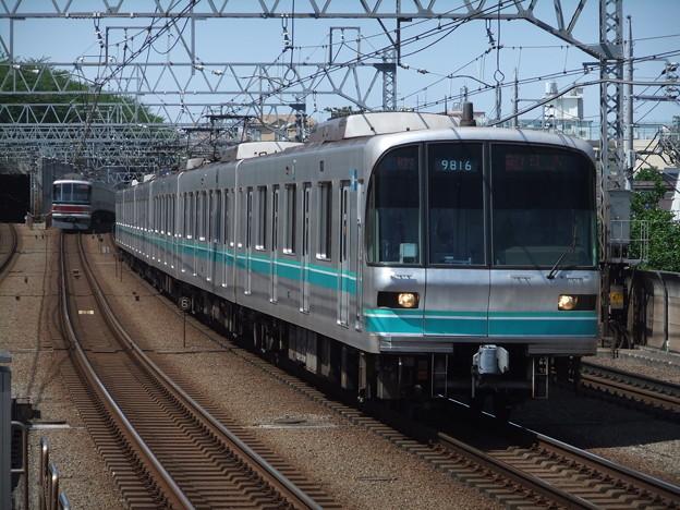 東京メトロ南北線9000系 9116F