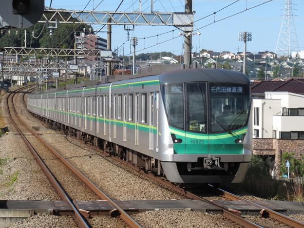 東京メトロ千代田線16000系 16125F