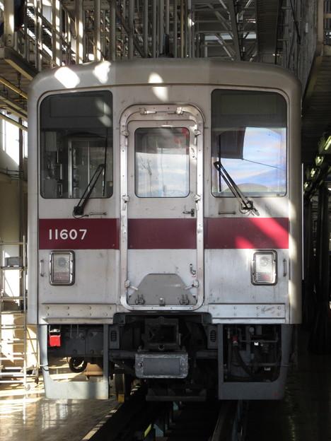 東武10000系 11607F