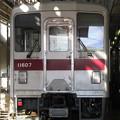 写真: 東武10000系 11607F