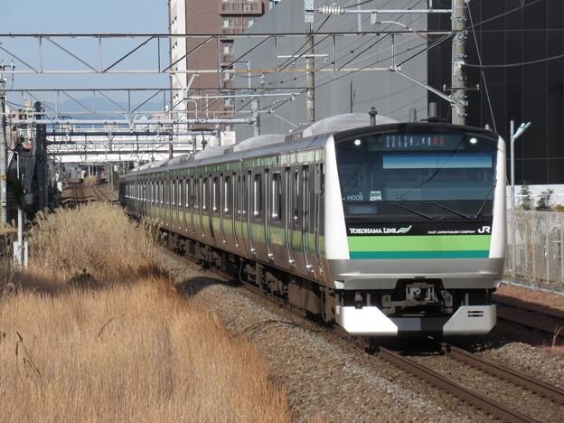 横浜線E233系6000番台 H009編成