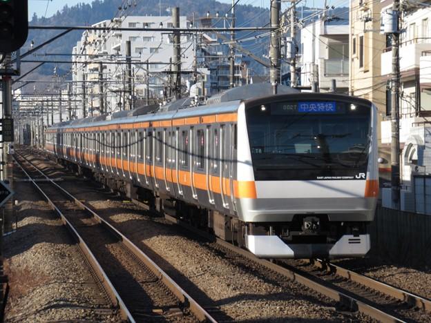 中央快速線E233系0番台 T8編成