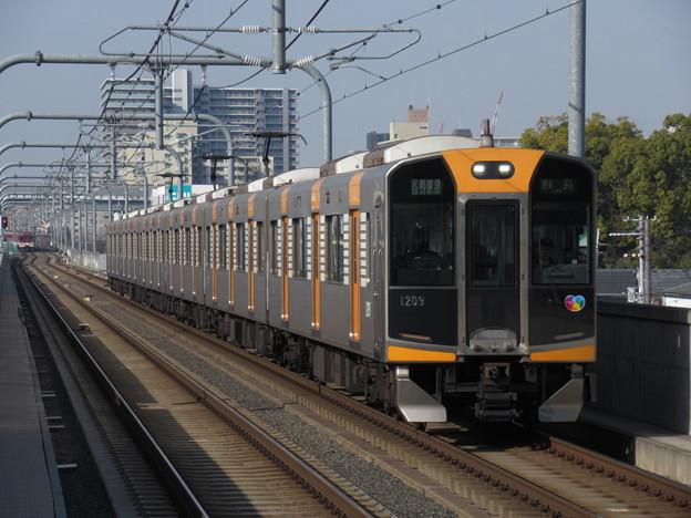 阪神線1000系 1209F