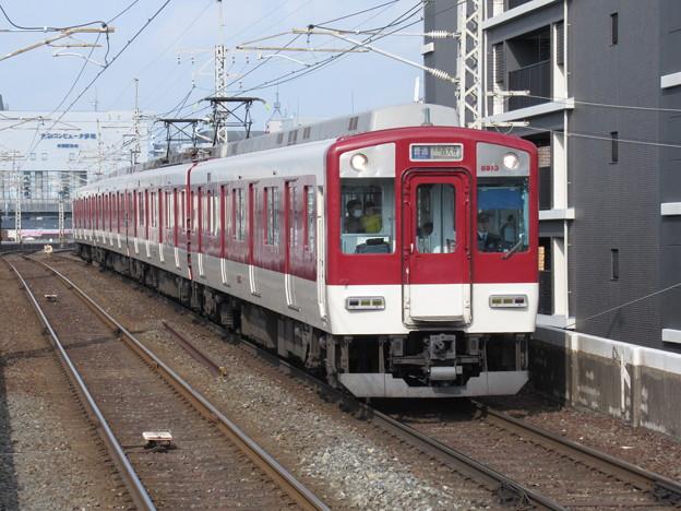 近鉄京都線8810系 8813F