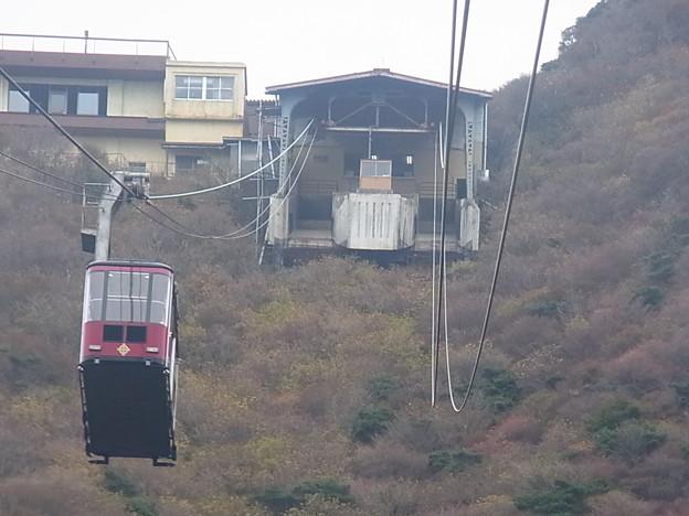 20141121 雲仙ロープウェイ17