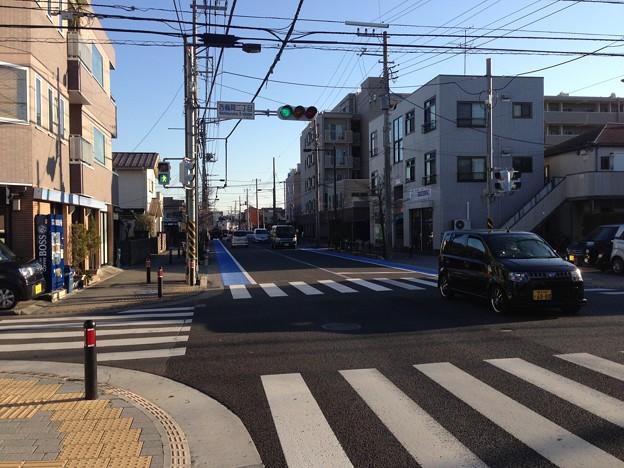自転車の 車道 自転車 狭い : 大和市自転車レーン事情   自分 ...