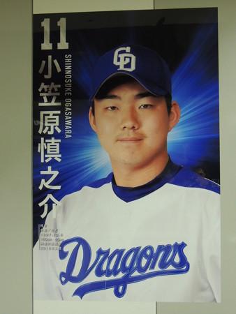 4/7(金) 横浜戦の開場グリーティングでドアラ・シャオロン・パオロンです。