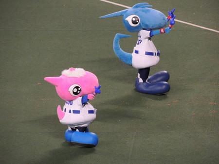 4/7(金) 横浜戦で今季初勝利 ナゴヤドームで平田選手とドラゴンズ愛を叫ぶ!