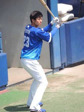 遠藤一星選手。
