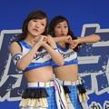 写真: 宮嶋さんと藤倉さん。