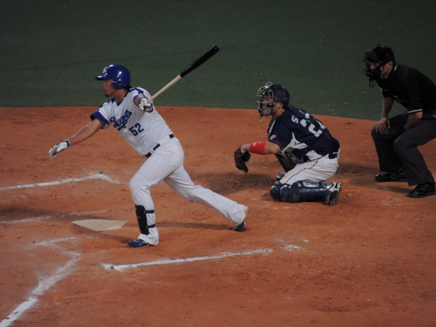 写真: 武山真吾選手。
