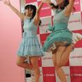 写真: 山田美華さんと吉川さん。