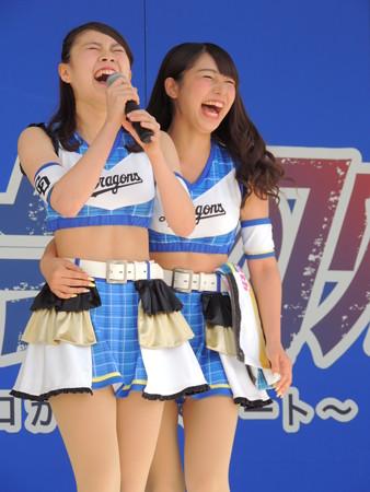 青木さんと井上さん。