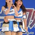 写真: 青木さんと井上さん。