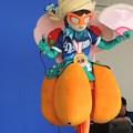 写真: 愛知県南知多町のキャラクター。