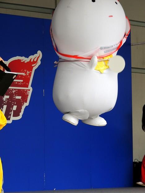 写真: 愛知県安城市のキャラクター。